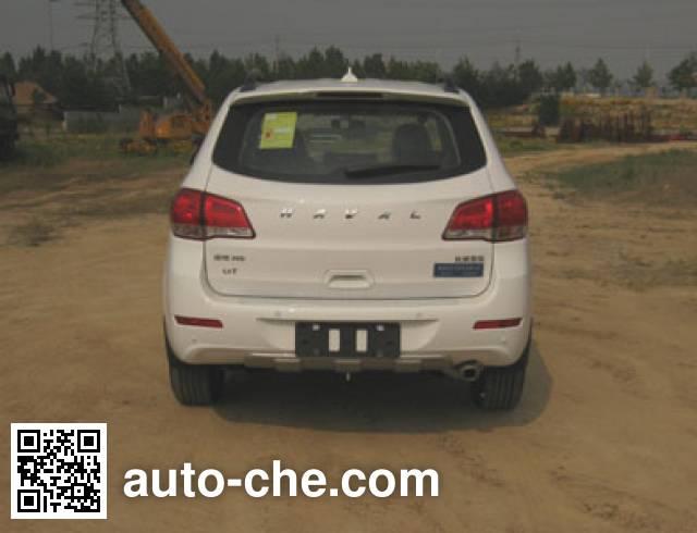 Qianxing WYH5021XXJ blood plasma transport medical car