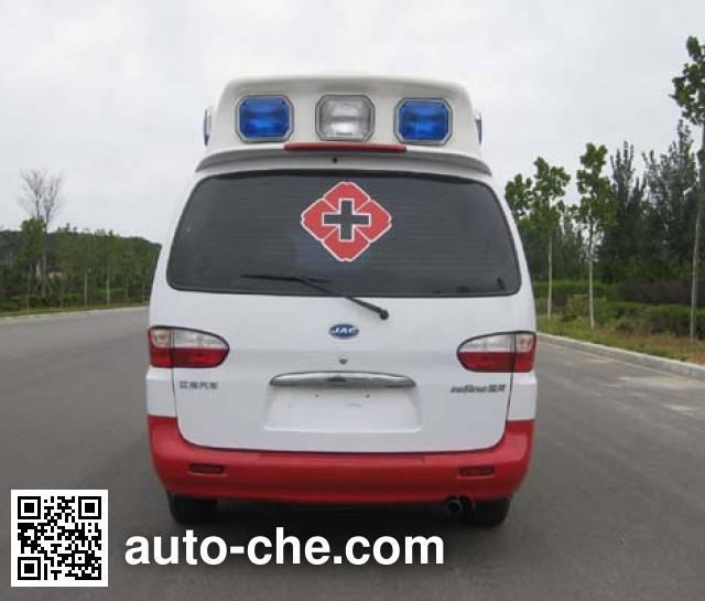 前兴牌WYH5031JH救护车