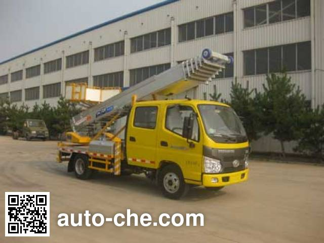 Qianxing WYH5040TBA ladder truck
