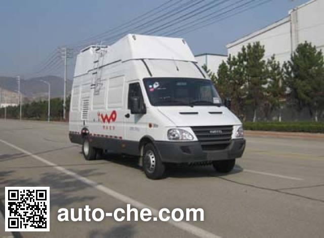 前兴牌WYH5050XTX通信车