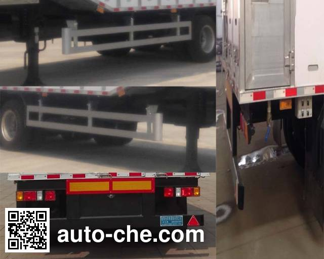 Qianxing WYH9400CCQ animal transport trailer
