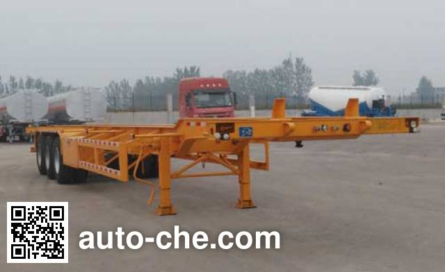Qianxing WYH9400TJZ container transport trailer