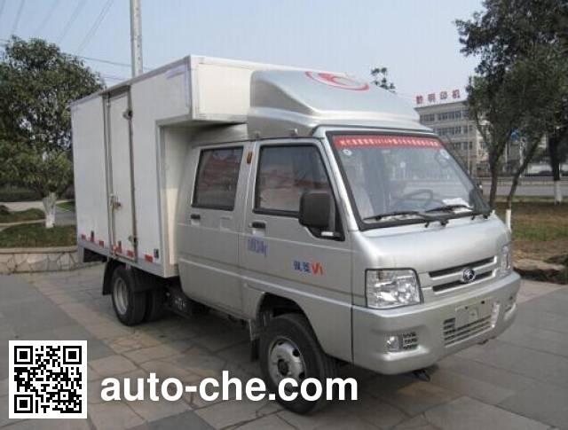 Baolu WZ5031XBW insulated box van truck