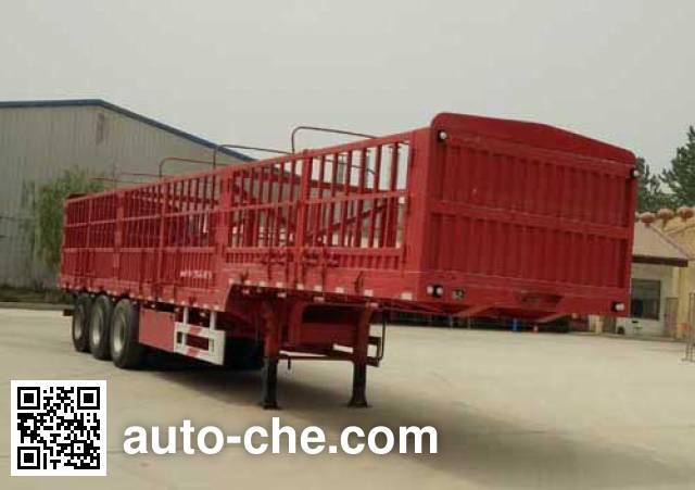 Weizheng Baiye WZB9400CCYE stake trailer