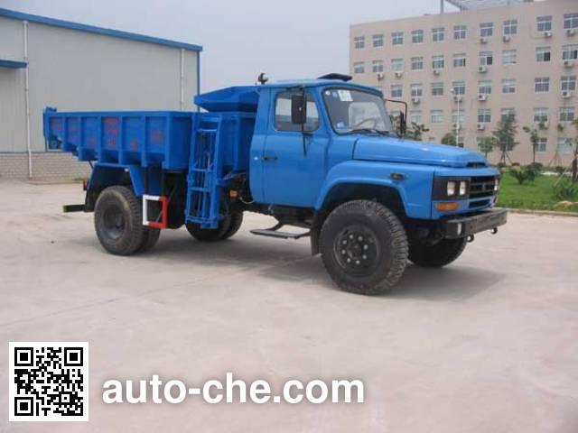 皇冠牌WZJ5096ZWX污泥自卸车