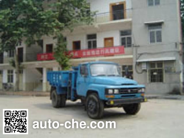 皇冠牌WZJ5105ZWX污泥自卸车