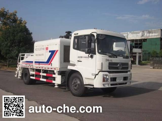 Huangguan WZJ5120THB бетононасос на базе грузового автомобиля