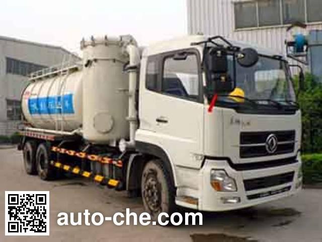 Huangguan WZJ5254GXY industrial vacuum truck