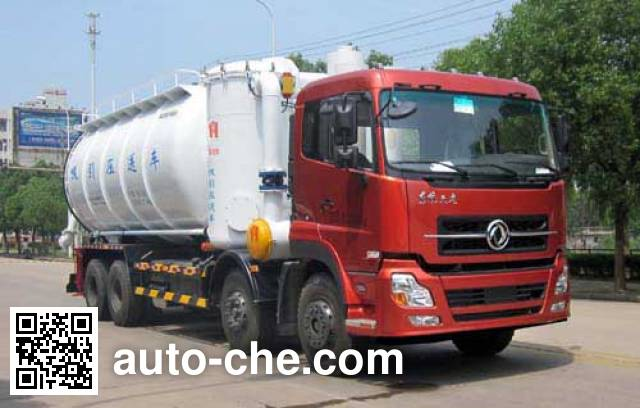 Huangguan WZJ5311GXY industrial vacuum truck
