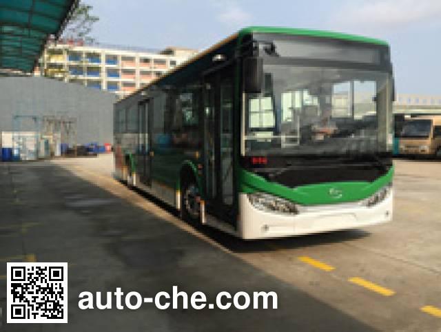 五洲龙牌WZL6106EVG纯电动城市客车