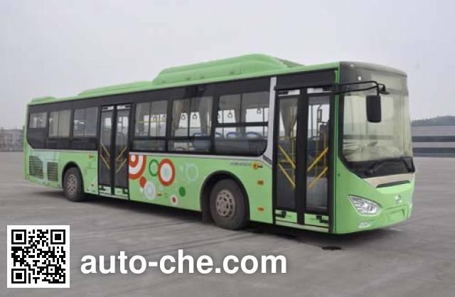 Wuzhoulong WZL6123NG5 city bus