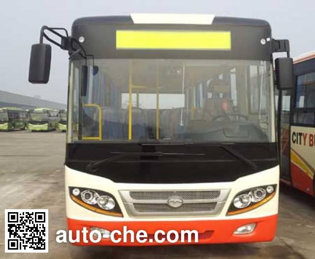 五洲龙牌WZL6731GT4城市客车