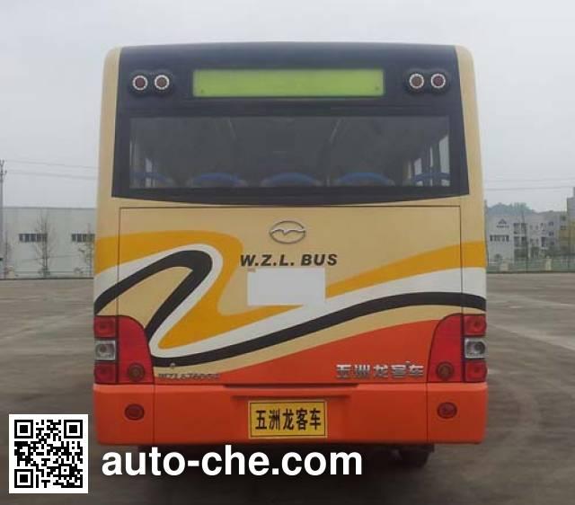 五洲龙牌WZL6760G4城市客车