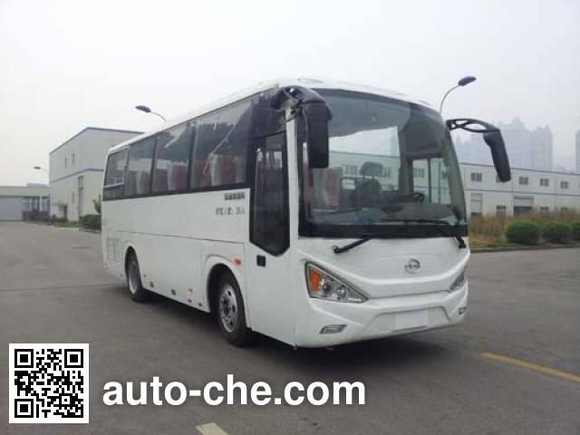 五洲龙牌WZL6820A4-1客车