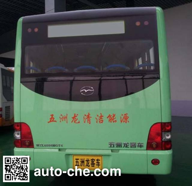 Wuzhoulong WZL6891NGT4 city bus