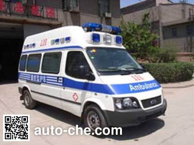 Bada XB5031XJHL-H ambulance