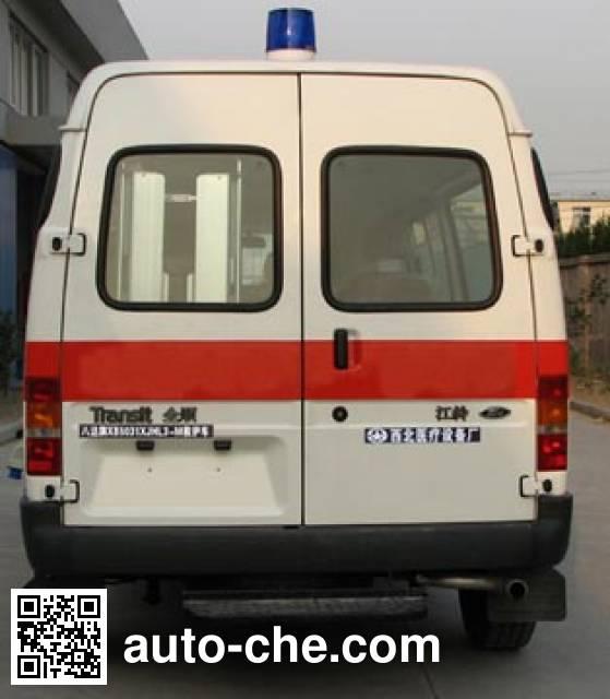 Bada XB5031XJHL3-M ambulance