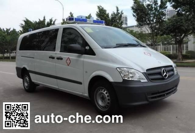 Xibei XB5033XJH5F ambulance