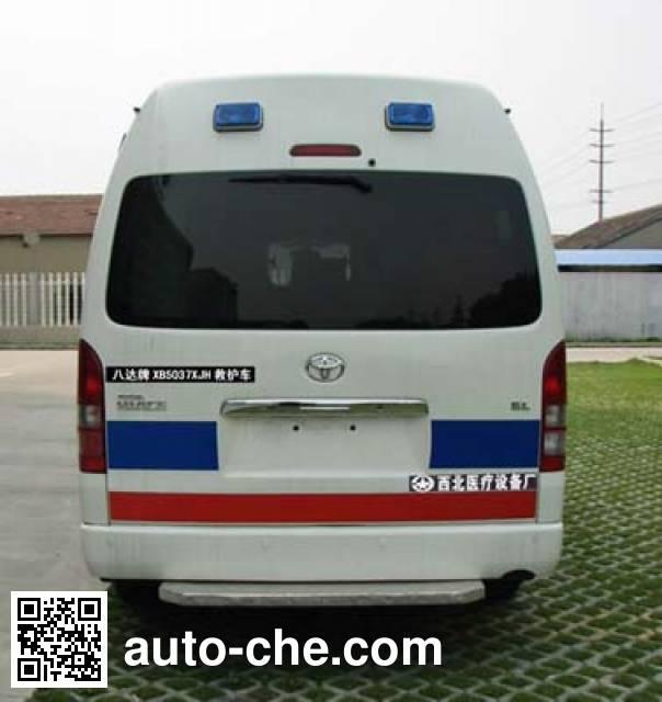 Bada XB5037XJH4 ambulance