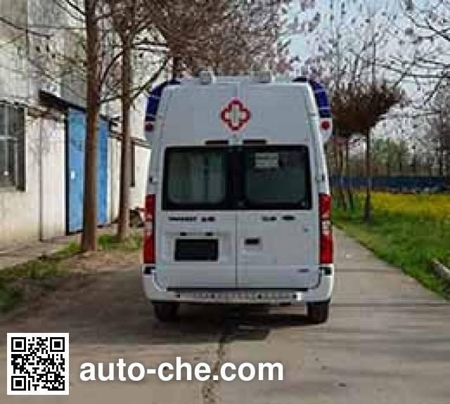 Xibei XB5040XJH5M ambulance
