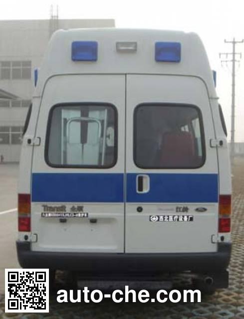 Bada XB5041XJHLC3-H ambulance