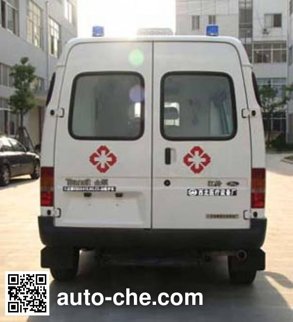 Bada XB5041XJHLC3-M ambulance