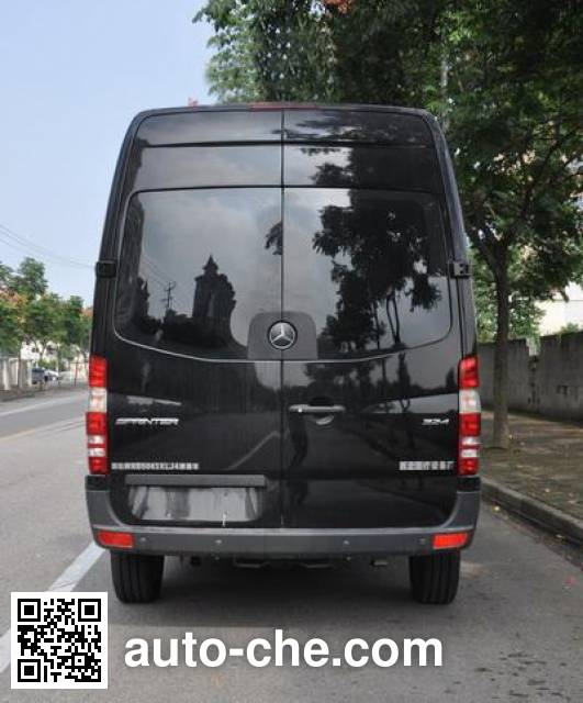 Xibei XB5043XLJ4 motorhome