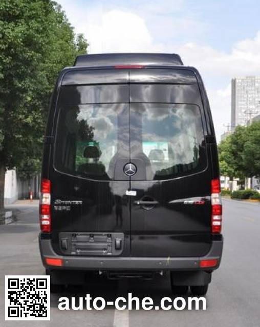 西北牌XB5051XSW4C商务车