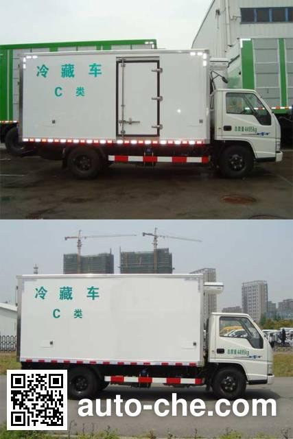百勤牌XBQ5040XLCL13冷藏车