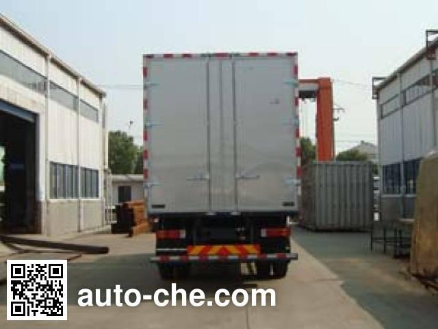 百勤牌XBQ5160CCQZ32畜禽运输车