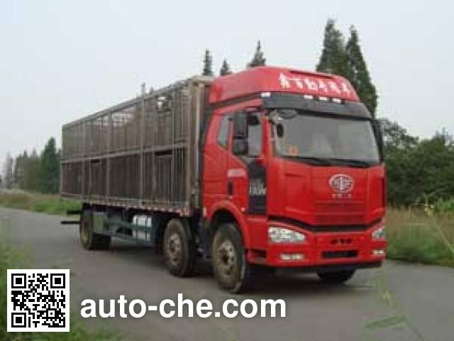 百勤牌XBQ5250CCQZ45J畜禽运输车
