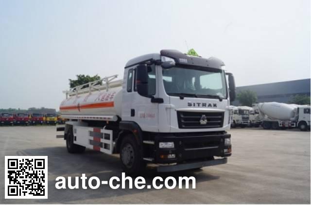 Tiema XC5166GYYYZBZ oil tank truck