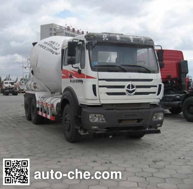 Tiema XC5250GJB5 concrete mixer truck