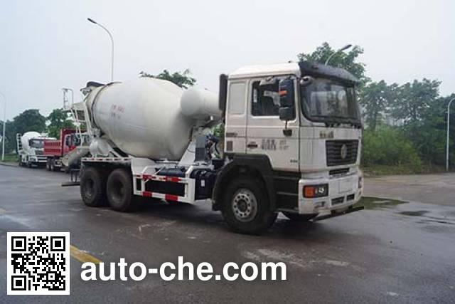 Tiema XC5254GJBSA concrete mixer truck