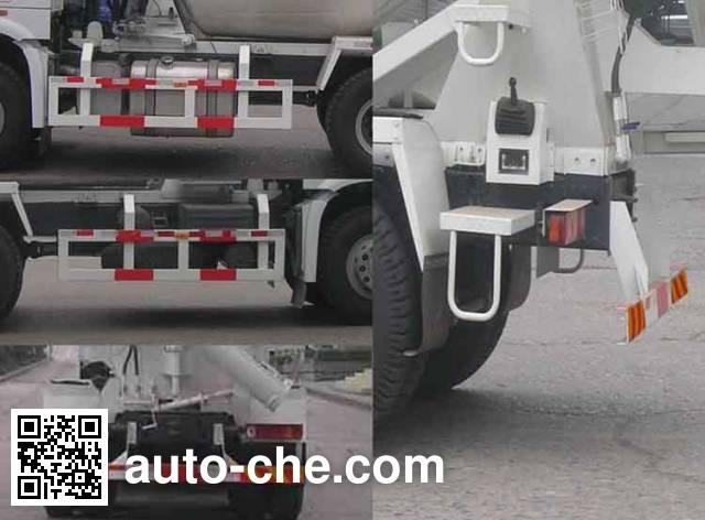 Tiema XC5254GJBZB concrete mixer truck