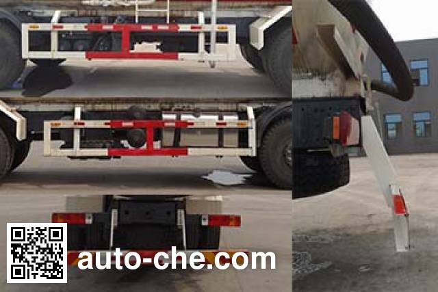 Tiema XC5314GXHJA pneumatic discharging bulk cement truck