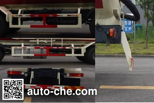 Tiema XC5314GXHZA01 pneumatic discharging bulk cement truck