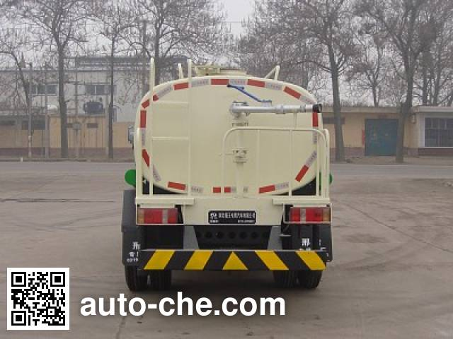 Fuxi XCF5071GSS sprinkler machine (water tank truck)
