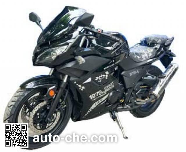Xundi XD150-B motorcycle