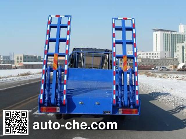 吉平雄风牌XF5160TPB平板运输车