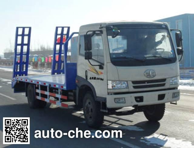 吉平雄风牌XF5168TPB平板运输车