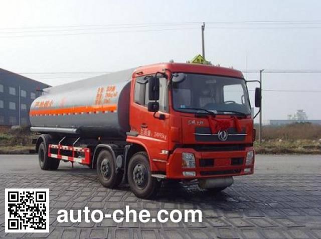 培新牌XH5258GHY化工液体运输车