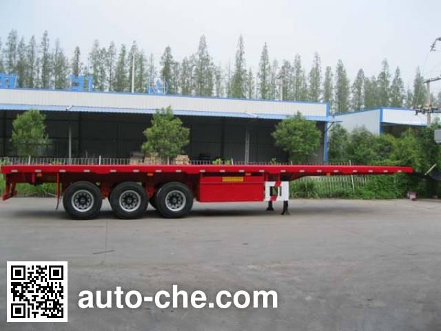 Guoshi Huabang XHB9401P flatbed trailer