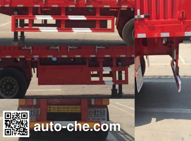 Xinhongda XHD9371CCY stake trailer