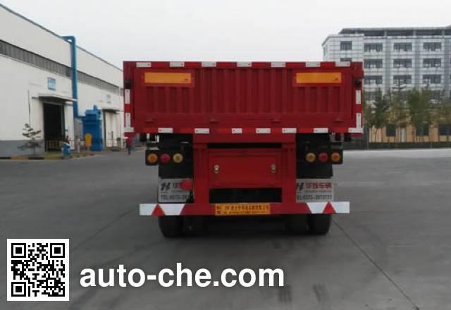 Zhongji Huashuo XHS9375Z dump trailer