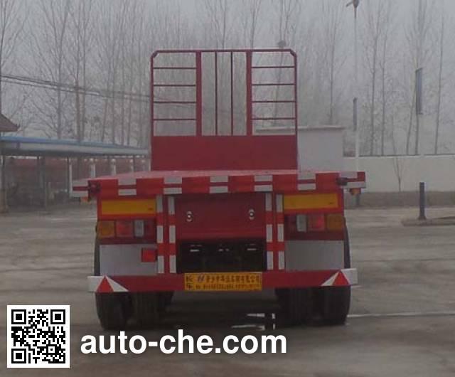 Zhongji Huashuo XHS9400TPB flatbed trailer
