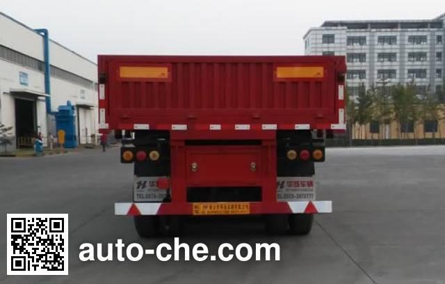 Zhongji Huashuo XHS9400Z dump trailer