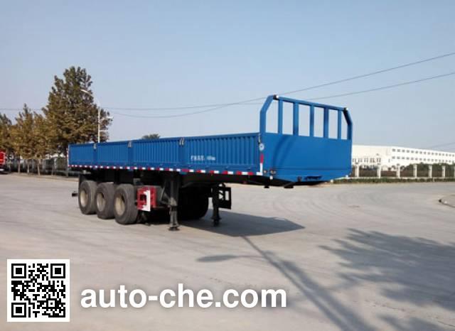 Zhongji Huashuo XHS9401LB dropside trailer