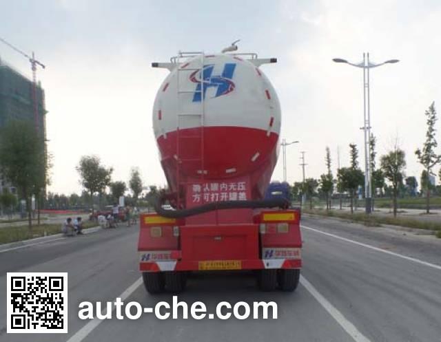 Zhongji Huashuo XHS9402GXH ash transport trailer