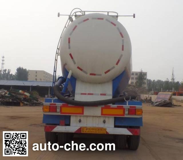 Zhongji Huashuo XHS9404GXH ash transport trailer